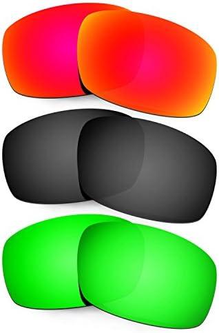 HKUCO Plus Mens Replacement Lenses for for for Costa Caballito - 3 Pair Parent B074N4H43W | Bella apparenza  | Gli Ordini Sono Benvenuti  | Produzione qualificata  | Miglior Prezzo  dfb416