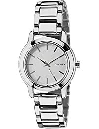 (CERTIFIED REFURBISHED) DKNY Analog White Dial Women's Watch - NY2209#CR