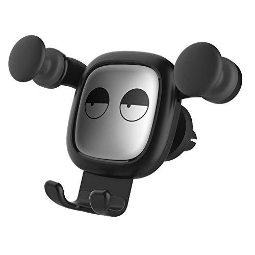 Autotelefonhalter Zariavo, Anti-Rutsch-360-Grad-Autotelefon-Halter-Halter-nette Karikatur-Belüftungs-Fahrzeug Htc Snap-handy