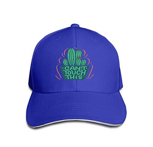 Adjustable Contrast Color Hip Hop Baseball Hats Lettering Quote Cactus Made Postcard Invitation Shop Design Handdrawn Composition Lettering