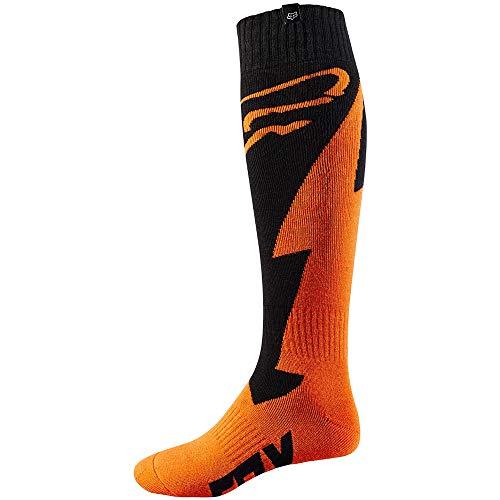 Fox Socks Fri Thick Mastar, Orange, Taille M