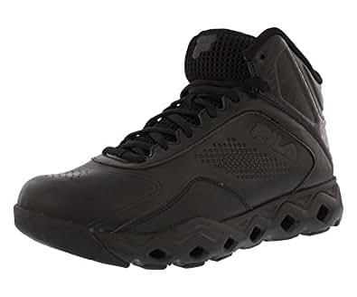 f8b3942722cb ... Fila Men s Big Bang 4 Ventilated Basketball Shoes Size Black 7.5 M US