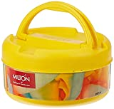 Milton New Brunch Plastic Lunch Box, 590ml, Yellow