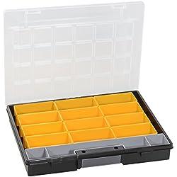 """Allit 457201Organizer Box""""Europlus Flex 94–33cm mit 13Einsatz Mülleimer"""