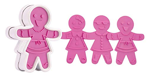 Tovolo 81-3811 Coupeur Girl avec 6 Thèmes, Plastique, Multicolore, 45x35x25 cm