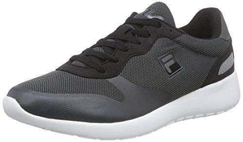 Fila  FIREBOLT LOW, Sneakers Basses homme Noir - Noir