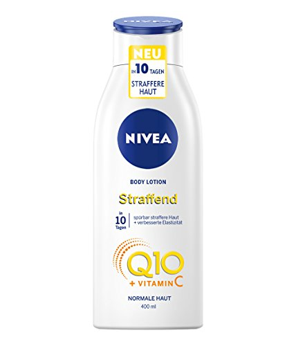 Nivea Q10 hautstraffende Bodylotion + VitaminC, 1x400 ml