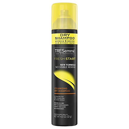 Tresemme Fresh Start Volumizing Dry Shampoo 4.3 Ounce