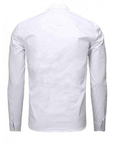 Carisma - Chemise blanche homme Carisma 8-285 Blanc Blanc
