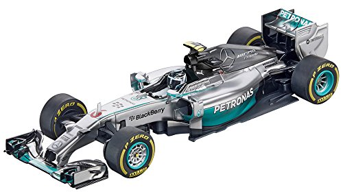 Carrera-Digital-132-20030732-Voiture-De-Circuit-Mercedes-benz-F1-W05-Hybrid-Nrosberg-No6