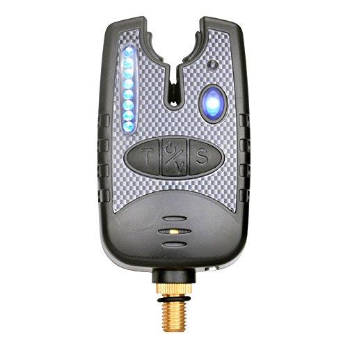 FA050-fishing Bissanzeiger Fischen Bite Finder Indikator mit 8 LED für Karpfen - Mit Gps Fisch-finder