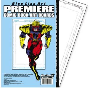 Premiere (Strathmore 300) Smooth Comic Book Art Boards 41eLwkpjjTL