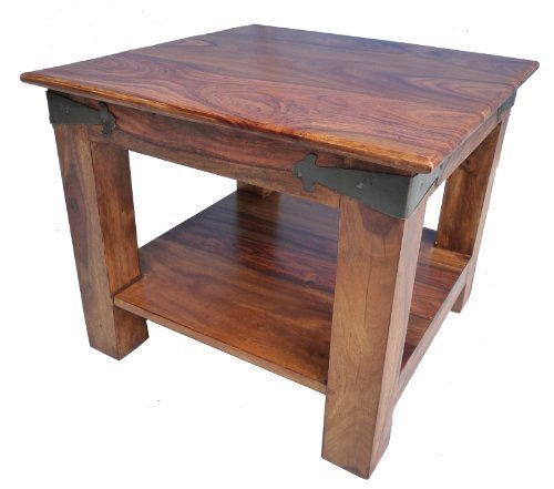 Jali Solid Indian Rosewood Thaket Brown Small Coffee Tables Exclusive Extra Large / Strong