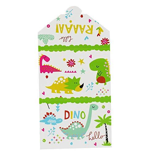 rier-Einladungs-Karten Dinosaurier Thema Geschirr Geburtstags-Party-Baby-Duschen-Party Supplies ()