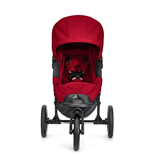 Baby Jogger City Elite Single Red Babyfuchs De