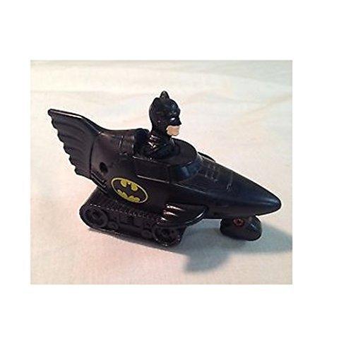 1991 McDonald's Happy Meal Batman Press and Go Car by...