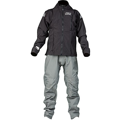 Ocean Rodeo Trockenanzug Heat Breathable Drysuit Black, XL
