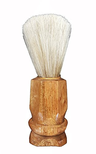 Majik Pure Natural Bristles Shaving Brush Men & Boys (#4)
