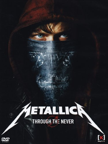 Metallica Through The Never (DVD)