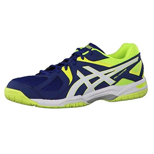 ASICS Herren Gel-Hunter 3 R507Y-5801 Sneaker, Mehrfarbig (Blue 001), 42 EU
