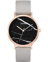 CLUSE Femmes Analogique Quartz Montre avec Bracelet en Cuir CL40006