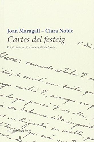 CARTES DEL FESTEIG (TRÍVIUM) por Joan Maragall Gorina