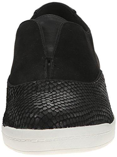 Tahari Ashlynne Femmes Cuir Baskets Black