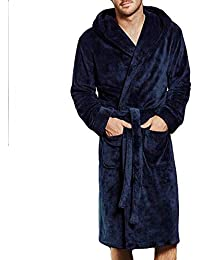 Amazoncouk 4xl Bathrobes Nightwear Clothing