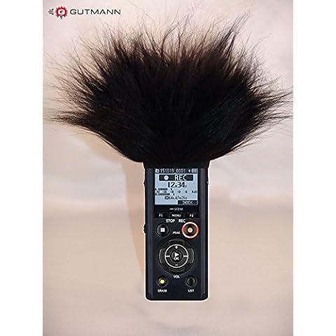 Gutmann Micrófono parabrisas, parabrisas para Olympus LS-P1LS-P2grabadora digital