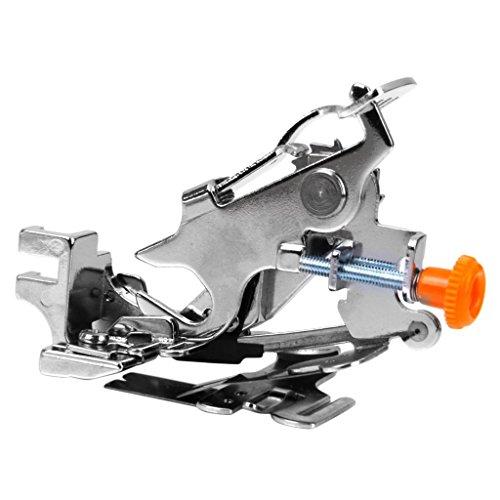 Trifycore Universal-Ruffler Füße Haushalts Ruffler Presser Low Schaft Nähmaschine Plissee Ruffler Befestigung Presser Haushaltsnaehmaschinen Maschinenteile Ruffler Low Shank, DIY & Tools -