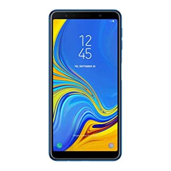 245e17d6b3f Samsung Galaxy A7 64GB Single SIM UK Version - Blue: Amazon.co.uk ...