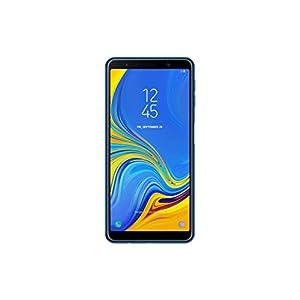 Samsung Galaxy A7 Smartphone, 64 GB, Mono SIM, Blu [Versione Inglese] 10 spesavip