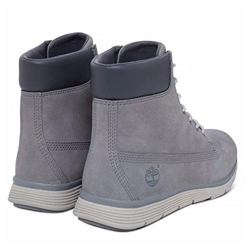 Timberland Womens Killington 6 Inch Nubuck Boots Gris