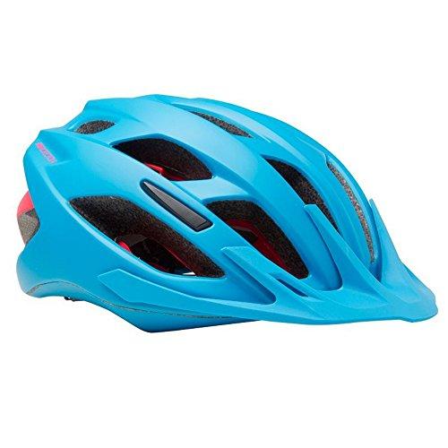 btwin bike helmet 500 blue 53 - 57 cm Btwin Bike Helmet 500 Blue 53 – 57 CM 41eM5p0A9bL