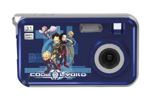 Imagen principal de Cefa Toys - Camara digital 3.1, Codygo Lyoko (25220)