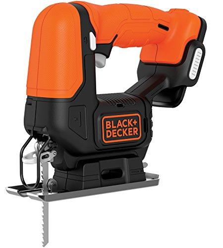 Black+Decker BDCJS12N-XJ - Sierra de calar 12 V, No incluye batería n