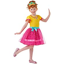 Official Rubie's Disney Fancy Nancy Clancy Dress Up, Book Day and Cartoon Character Costume, Childs Size Small Age 3-4 Years