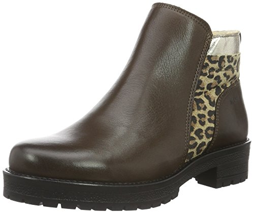 Marc Shoes Melissa, Stivaletti Donna, Marrone (Braun (Cafe-Combi 00071)), 39 EU