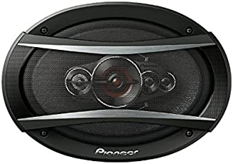 Pioneer TS-A956H 6x9 5-Way Co-Axial Car Speakers (Black)