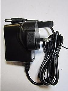 Adaptador de corriente de alta calidad AC-DC. Ten en cuenta que este producto solo se suministra energía a los padres y no se carga la batería. Las especificaciones técnicas son las siguientes: Entrada: 100-240 V, 50/60 Hz. Salida: 5 V CC, 2 A. Polar...
