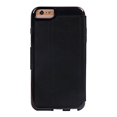 Wkae Case & Cover Pour iPhone 6 Plus Horizontal Flip Case en cuir avec support et fente pour carte ( SKU : IP6P0859HE ) IP6P0859HE