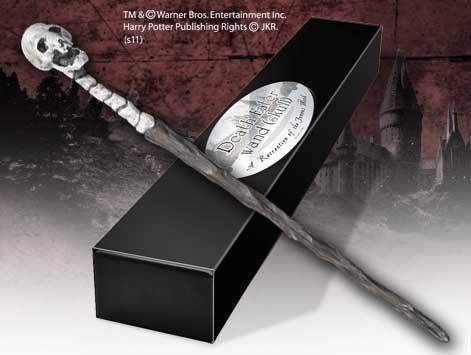 Preisvergleich Produktbild Harry Potter Zauberstab Todesser Version 1 (Charakter-Edition)