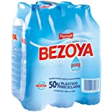 Bezoya Agua Mineral Natural, Pack 6 x 1.5L