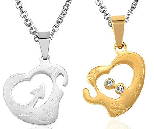 daesar-his-hers-necklace-set-couples-stainless-steel-heart-puzzle-cz-arrow-heart-puzzle-pendant