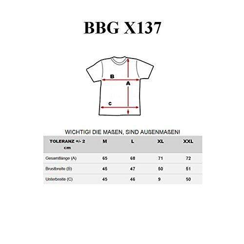BOLF Herren T-Shirt Tee Kurzarm Basic Rundhals Classic Slim Sommer 3C3 Unifarben Grün