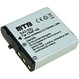 Batterie NP-40 pour Casio Exilim EX-FC100, FC150, P505, P600, P700, Z30