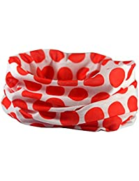 TOUR DE FRANCE - KING OF THE MOUNTAINS - POLKADOT RUFFNEK® Multifunctional Scarf Headwear Neck warmer
