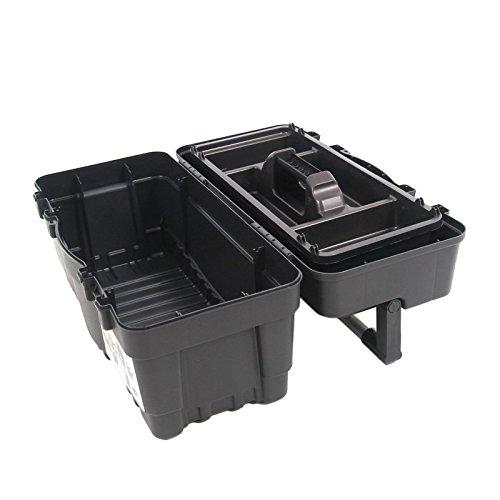 Kunststoff Werkzeugkoffer Formula RS ALU 700 Soft, 59,5x29cm Kasten Werzeugkiste Sortimentskasten Werkzeugkasten Anglerkoffer - 7