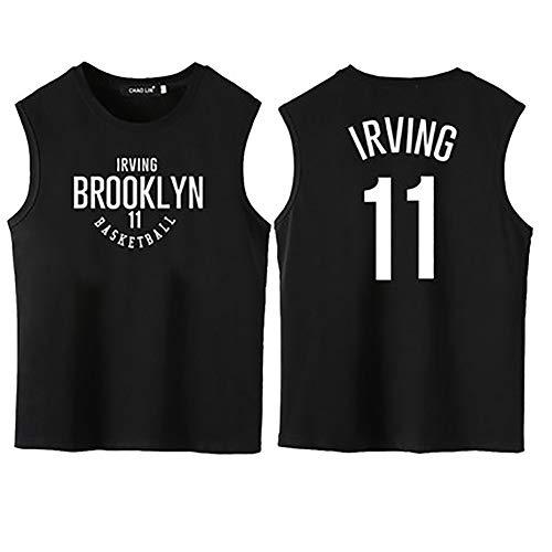 MMRRTIME Kyrie Irving Kevin Durant No.-black1-L
