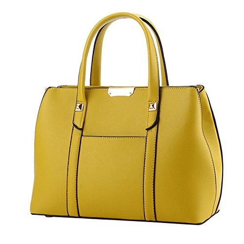 NiaNia ,  Damen Tasche gold